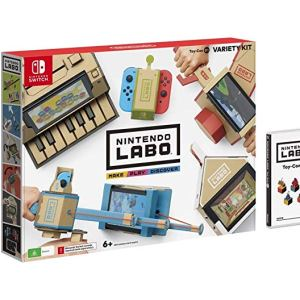 Switch: Labo Toy-Con 01: Variety Kit