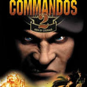 Xbox: Commandos 2: Men of Courage (käytetty)