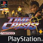 PS1: Time Crisis (Loose) (käytetty)