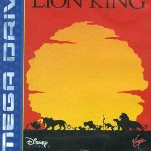 Retro: Lion King (Sega Mega Drive) (käytetty)