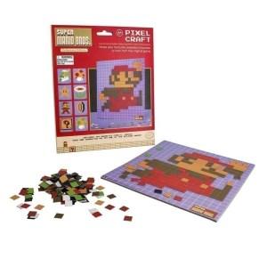 Nintendo Super Mario Bros. Pixel Craft