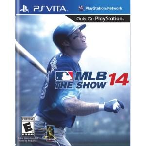 Vita: MLB 14: The Show (käytetty)