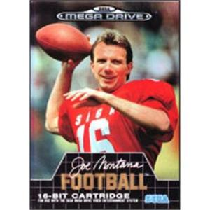 Retro: Joe Montana Football (käytetty)