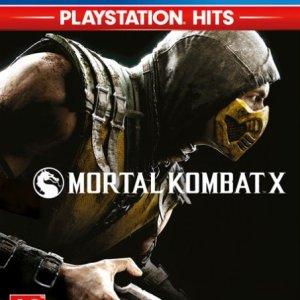 PS4: Mortal Kombat X  (PlayStation Hits)