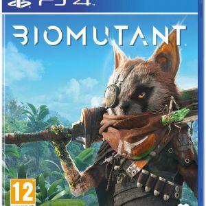 PS4: Biomutant