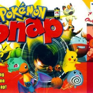 Retro: Pokemon Snap N64 (käytetty)