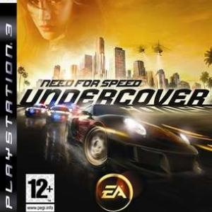 PS3: Need For Speed Undercover (käytetty)
