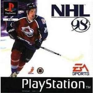 PS1: NHL 98 EA (käytetty)