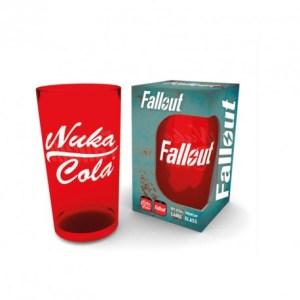 Fallout Nuka kola lasi