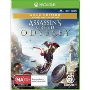 Xbox One: Assassin´s Creed Odyssey Gold Edition