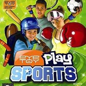 PS2: EyeToy Play Sports (käytetty)