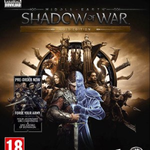 PC: Middle Earth: Shadow of War Gold Edition