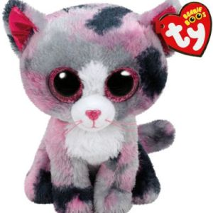 TY Beanie Boos LINDI - Cat pink reg