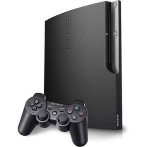PS3: Playstation 3 Slim 250gb Pelikonsoli (käytetty)