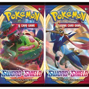Pokemon SW&SH booster