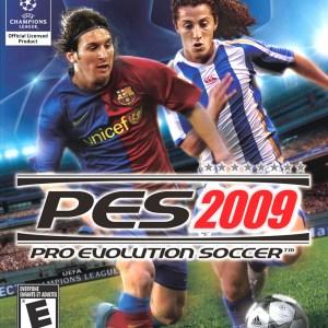 Xbox 360: Pro Evolution Soccer 2009 (käytetty)