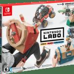 Switch: Nintendo Labo Toy-Con 03: Vehicle Kit