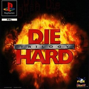 PS1: Die Hard Trilogy (käytetty)