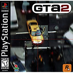 PS1: Grand Theft Auto 2 (käytetty)