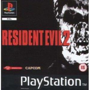 PS1: Resident Evil 2 (käytetty)