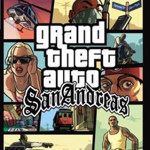 PS2: GTA San Andreas (käytetty)