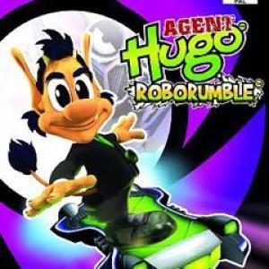 PS2: Agent Hugo 2 Robo Rumble (käytetty)