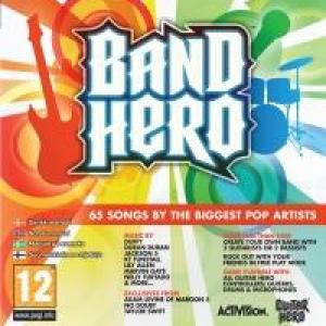 PS2: Band Hero (peli) (käytetty)
