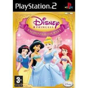 PS2: Disney Princess Enchanted Journey (käytetty)