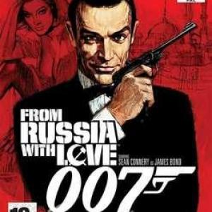 PS2: 007 From Russia With Love (käytetty)
