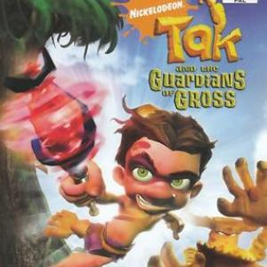 PS2: Tak and the Guardians of Gross