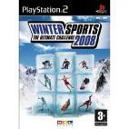 PS2: Winter Sports 2008 (käytetty)