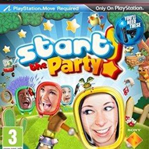 PS3: Start the Party (käytetty)