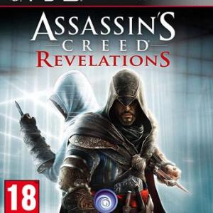 PS3: Assassins Creed Revelations (käytetty)