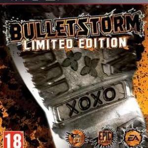 PS3: Bulletstorm: Limited Edition (käytetty)