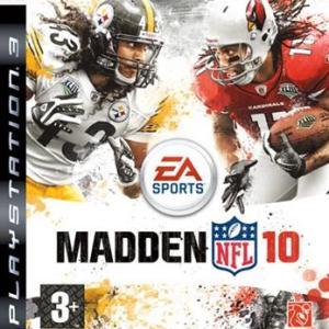 PS3: Madden NFL 10 (käytetty)