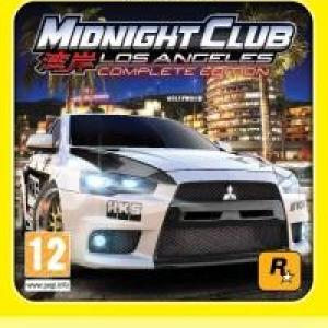 PS3: Midnight Club: Los Angeles (Complete Edition) (Platinum) (käytetty)