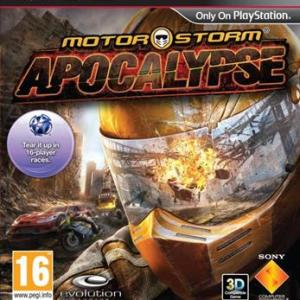 PS3: Motorstorm Apocalypse (käytetty)