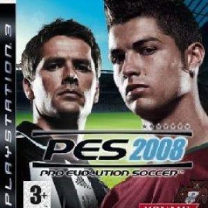 PS3: Pro Evolution Soccer 2008 (käytetty)