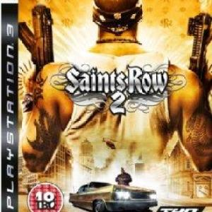 PS3: Saintïs Row 2 (käytetty)