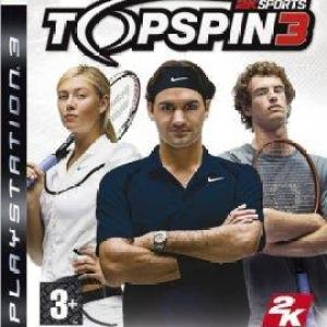 PS3: Top Spin 3 (käytetty)