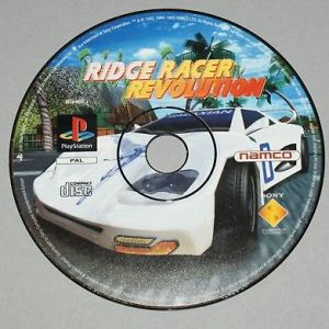 PS1: Ridge Racer Revolution (Loose) (käytetty)
