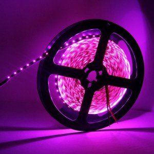 12W Pink Light LED Rope Light