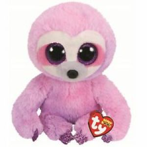 TY Beanie Boos DREAMY - purple sloth reg