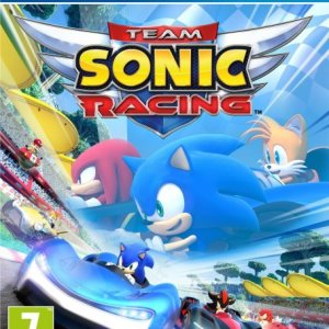 PS4: Team Sonic Racing