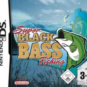 NDS: Super Black Bass Fishing (käytetty)