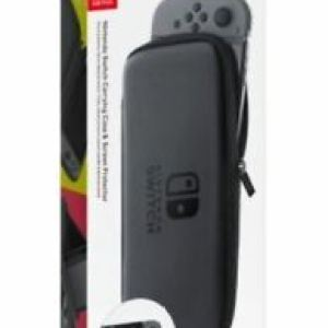Switch: Carrying Case & Screen Protector