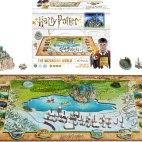 Palapelit: 4D Cityscape - Harry Potter Hogwarts Puzzle