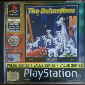 PS1: The Dalmatians (käytetty)
