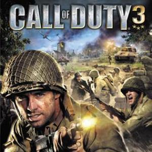 Wii: Call Of Duty 3 (käytetty)