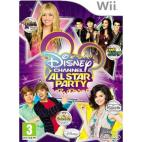 Wii: Disney Channel All Star Party